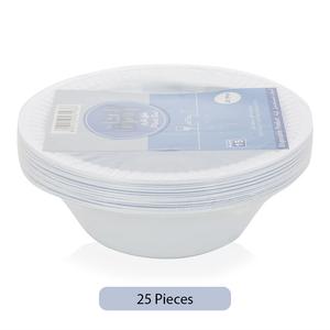 Union Plastic Bowl 25pc