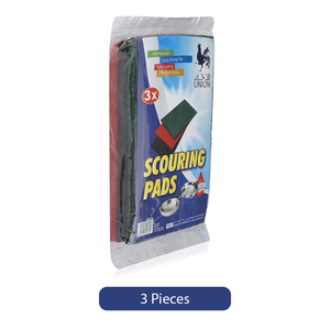 Union Scouring Pads 16.5 X 11 Cm 1pc