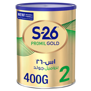 S26 Promil Gold Stage 2 From 6 to 12 Months 400g