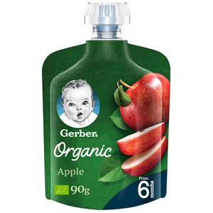 Gerber Organic Apple From 6 Months 90g