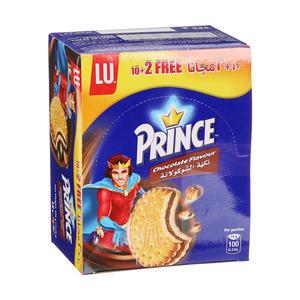 Lu Prince Biscuit Chocolate 12x38g
