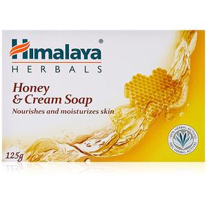 Himalaya Cream & Honey Soap 125g