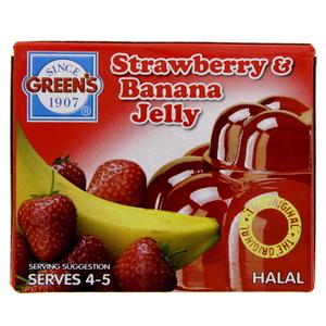 Green Jelly Assorted 80g