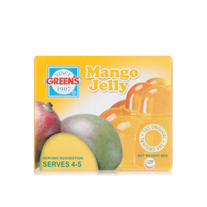 Green Jelly Assorted 12x80g