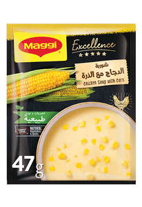 Maggi chicken Soup With Corn 7x47g