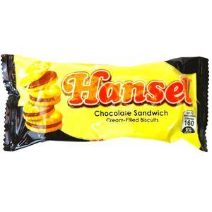 Rebisco Hansel Chocolate Sandwich 310g