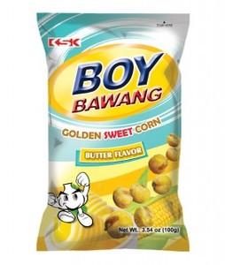 Ksk Boy Bawang Golden Sweet Corn 100g