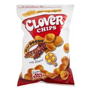 Leslies Clover Chips Bbq 85g