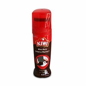Kiwi Shoe Polish Liquid Brown 75ml