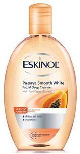 Eskinol Facial Cleanser Papaya Smooth White 225ml