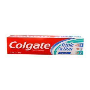 Colgate Toothpaste Original Triple Action 125ml