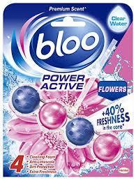 Bloo Toilet Rim Block Power Lavender 50g