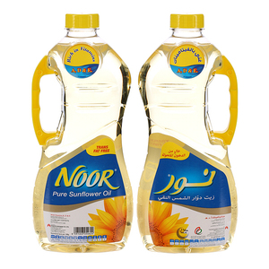 Noor Sunflower Oil 2x1.8L