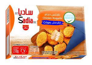 Sadia Chicken Nuggets Crispy Twin Pack 2x270g