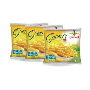 Al Islami Fresh Fries 3x1kg