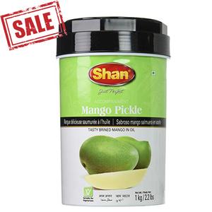 Shan Mango Pickle 1kg