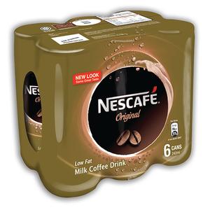 Nescafe Original 6x240ml
