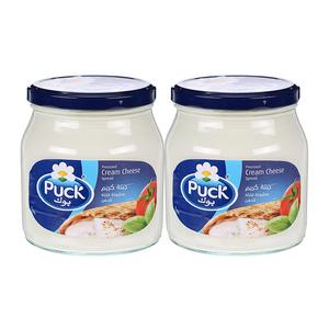 Puck Cheese Jar 2x500g