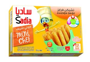 Sadia Chicken Fries Mini 2x400g