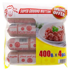 Super Ground Mutton 4x400g