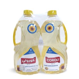 Coroli Sunflower Oil 2x1.8L