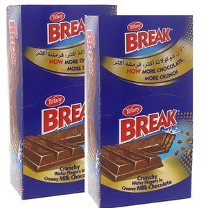 Tiffany Break Twin Pack 2x12x31g