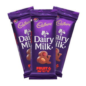 Cadbury Dairy Milk Fruit N Nut 3x100g
