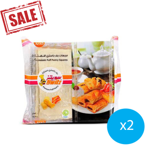 Switz Spring Roll Pastry Square 2x400g