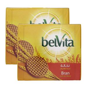 Belvita Bran 2x12s