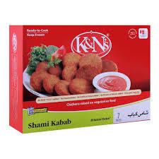 K&Ns Shami Kabab 595g