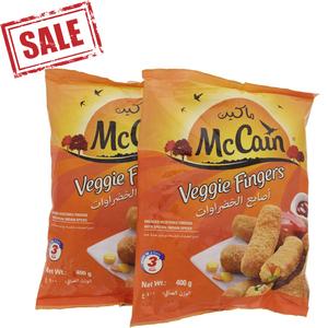 Mc Cain Veggie Fingers 2x400g