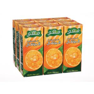 Melco Orange Juice 9x250ml