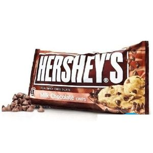 Hershey's Milk Chips 2x275g