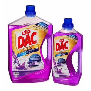 Dac Disinfectant Gold Lavender 3L+1L