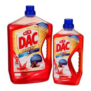 Dac Disinfectant Gold Oud 3L+1L