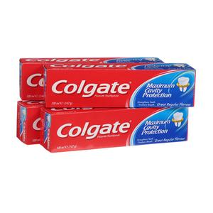 Colgate Toothpaste Regular 4x100ml