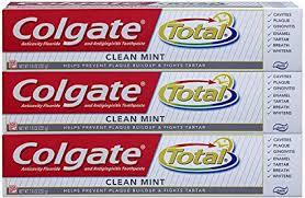 Colgate Total Clean Mint 3x75ml