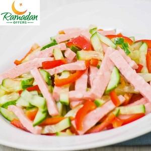 Mortadella Salad Spicy 1kg