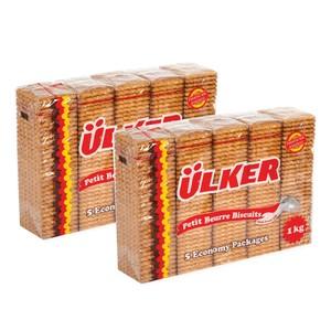 Ulker Petit Beurre 2x1kg