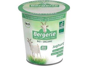 Bergerie Goats Milk Natural Yogurt 125g