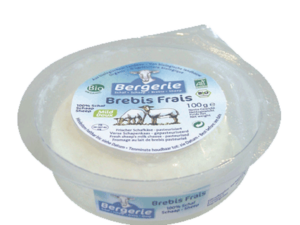 Bergerie Fresh Sheeps Cheese Natural 100g