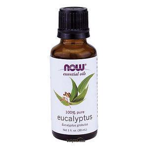 Now Essential Oil Eucalyptus 100% Pure 30ml