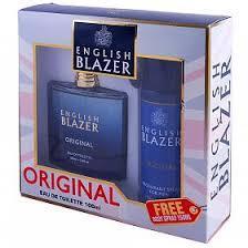Parfums Bleu Blazer Edt Spray 100ml+150ml
