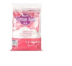 Cottonsoft Cotton Balls 3x100s