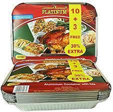 Platinum Container 1set