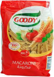 Goody Macaroni No 11 Penne 3x500g
