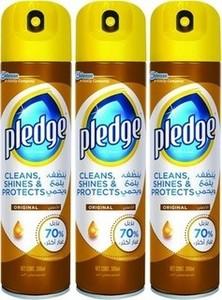 Pledge Natural Triple Pack 3x300ml