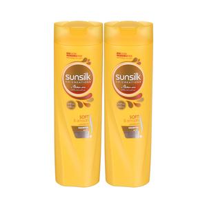Sunsilk Soft And Smooth Shampoo 2x400ml