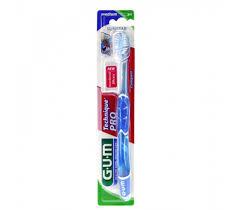Gum Tech Pro Medium Toothbrush 1set
