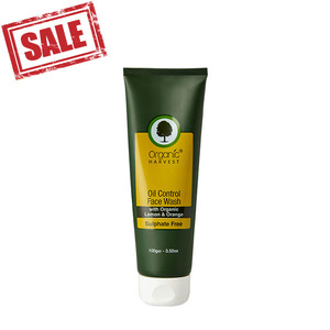 Organic Harvest Face Wash With Oil Control 2pc
